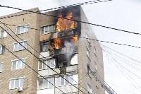 Пожар на проспекте Ленина, Фото: 24