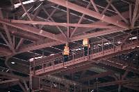 В Туле министр промышленности и торговли РФ  осмотрел  стройплощадку ООО «Тулачермет-Сталь», Фото: 11