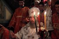 Пасхальная служба в Успенском кафедральном соборе. 11.04.2015, Фото: 14