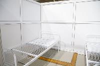 В Туле в манеже «Арсенала» завершается монтаж госпиталя для больных коронавирусом, Фото: 7