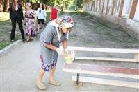 Галина Ратникова проверяет готовность узловских школ к учебному году, Фото: 13