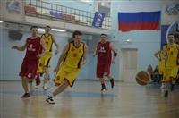 БК «Тула» дважды уступил баскетболистам Ярославля, Фото: 1