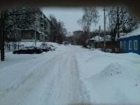 Туляки жалуются на нечищеные дороги, Фото: 5