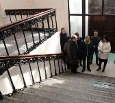 Инспекция реставрационных работ в филармонии и здании Дворянского собрания, Фото: 3