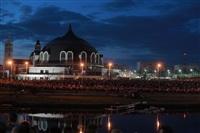 Шоу фонтанов на Упе. 9 мая 2014 года., Фото: 21