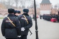 Митинг сотрудников ОВД в Тульском кремле, Фото: 17