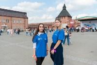 В Туле более 2500 учащихся вузов и колледжей посвятили в студенты, Фото: 121