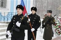 Никита Руднев-Варяжский, внук легендарного командира «Варяга» с визитом в Тульскую область, Фото: 9