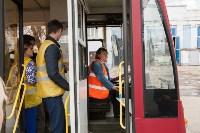 Конкурс водителей троллейбусов, Фото: 94