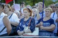 Митинг против пенсионной реформы в Баташевском саду, Фото: 42