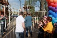 """Открытие зоны """"Драйв"""" в Центральном парке. 1.05.2014, Фото: 11"""