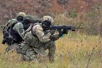 Стрельба, БТР и спасение раненых: в Тульской области бойцы Росгвардии неделю жили в лесу, Фото: 46
