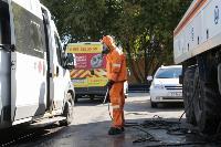 Дезинфекция транспорта в Туле, Фото: 7