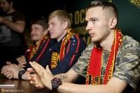 Болельщики «Арсенала» пообщались с игроками команды, Фото: 22