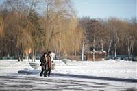 Центральный парк культуры и отдыха им. Белоусова. Декабрь 2013, Фото: 7