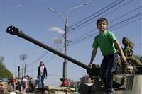 Празднование 69-й годовщины победы в Великой Отечественной войне на площади Победы. Тула, Фото: 25