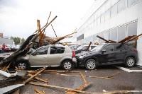В Туле сорвало крышу делового центра, Фото: 11