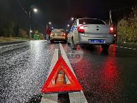 На трассе М-2 в Туле сбили бегающего по дороге пешехода, Фото: 3