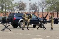 День Тульской дивизии ВДВ: на площади Ленина приземлились парашютисты, Фото: 56