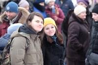 Как туляки провожали зиму на набережной Упы, Фото: 77