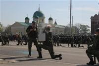 Военный парад в Туле, Фото: 44