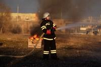 Презентация нового пожарного поезда, Фото: 61