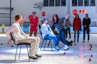 """""""Ночной лёд"""" в честь Дня святого Валентина, Фото: 35"""