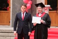 Вручение дипломов магистрам ТулГУ. 4.07.2014, Фото: 45