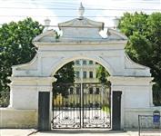 Тула, ул. Менделеевская, 7.  Очень благородные ворота, Фото: 6