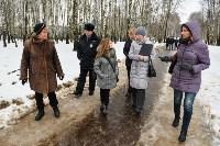 В Комсомольском парке прошёл рейд по выявлению собачников-нарушителей, Фото: 15