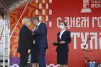 Дмитрий Миляев наградил выдающихся туляков в День города, Фото: 69