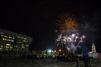 Фейерверк в честь 75-летия обороны Тулы, Фото: 9