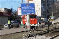 ДТП в районе перекрестка ул. Ложевой с ул. Калинина., Фото: 24