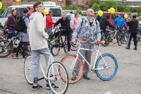 В Туле прошел большой велопарад, Фото: 129