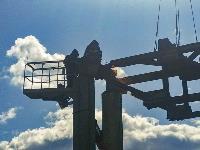 Демонтаж трубопровода у Восточного обвода, Фото: 6