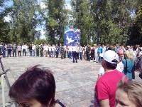 проводы в армию призывников Тульской области, Фото: 36