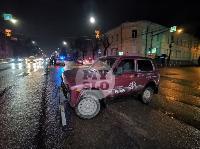 ДТП с автомобилем реанимации в центре Тулы, Фото: 11