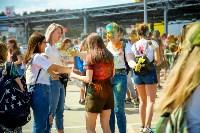 В Туле прошел фестиваль красок и летнего настроения, Фото: 107