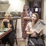 17-летняя тулячка на инвалидной коляске стала участником дайвинг-сафари в Египте, Фото: 2