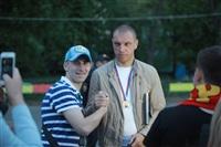 """Фейерверк в честь """"Арсенала"""" в Центральном парке. 16 мая 2014, Фото: 1"""
