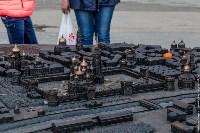 В бронзовый тульский кремль принято бросать монетки, Фото: 3