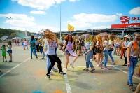 В Туле прошел фестиваль красок и летнего настроения, Фото: 102