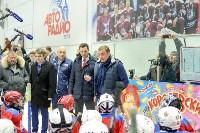 Мастер-класс от игроков сборной России по хоккею, Фото: 17