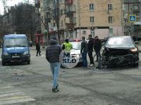 В Туле внедорожник BMW повалил столб ЛЭП, Фото: 3