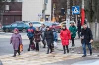 Рейд ГИБДД по пешеходам, Фото: 27