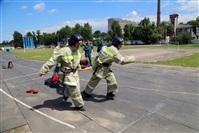 Соревнования добровольных пожарных, Фото: 15