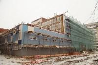 Реконструкция бассейна школы №21. 9.12.2014, Фото: 8
