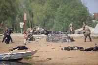 Реконструкция сражения на Эльбе. 9 мая 2016 года, Фото: 56
