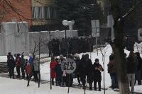 В Туле около 200 человек пришли на несанкционированный митинг, Фото: 6
