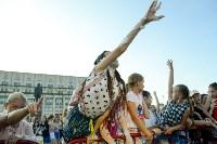 В центре Тулы прошла большая пенная вечеринка, Фото: 117